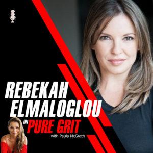 Episode 16 – Rebekah Elmaloglou (AKA Terese from Neighbours)