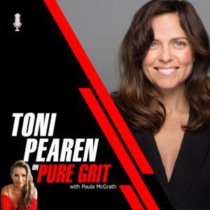 Ep. 25 - Toni Pearen