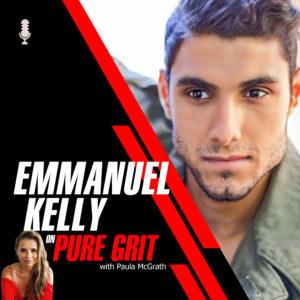 Ep. 28 - Emmanuel Kelly