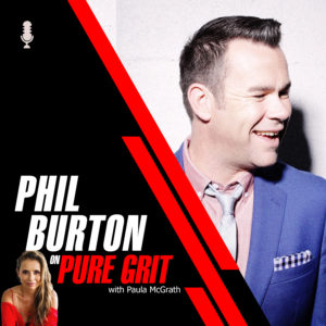 Ep.36 - Phil Burton
