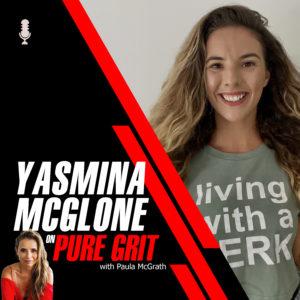 Ep.42 - Jasmina McGlone